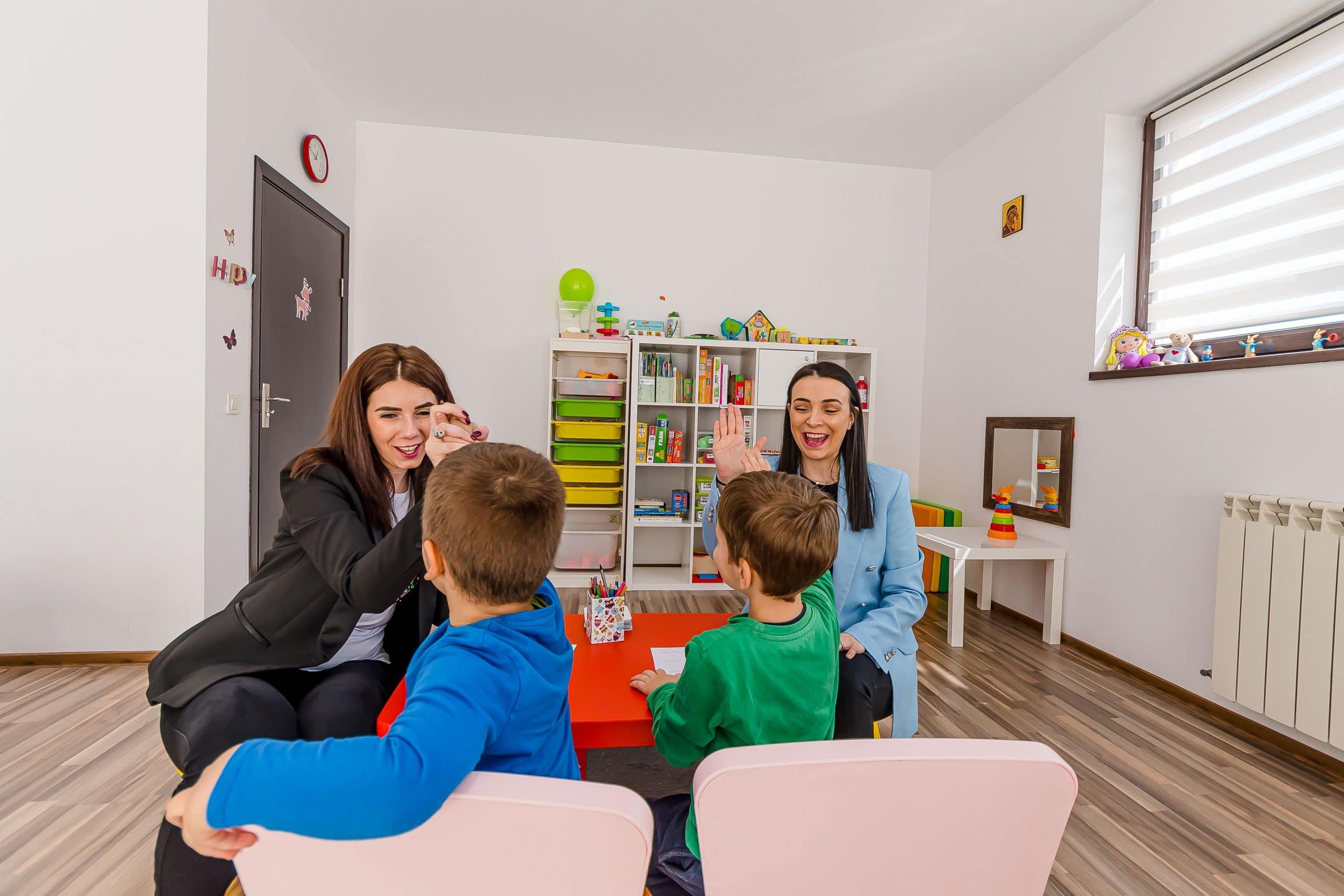 psihoterapie copii, psiholog copii